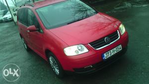 VW TOURAN DSG TOP STANJE 062 982-384 Tale