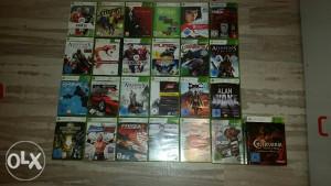 Xbox 360 igre,igrice originalne