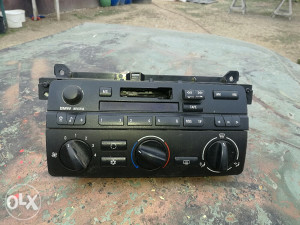 Radio i klima za bmw e46