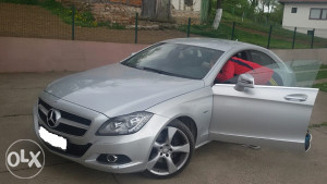 Mercedes Benz CLS 350  2011 god   4 MATIC
