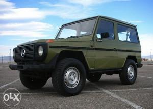 Mercedes G klasa Puch puh KUPUJEM
