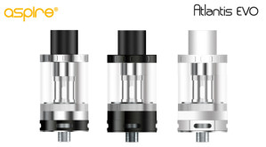 Original Aspire Atlantis EVO 4ml Sub Ohm atomizer