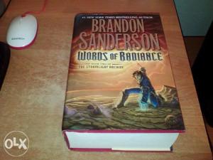Brandon Sanderson - Words of Radinace
