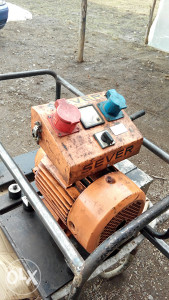 Generator agregat agregati,, sever subotica,,5 kva