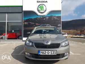 Škoda Fabia NOVA