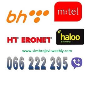 BH Telecom broj 062 50 10 60 ( 501 060 )