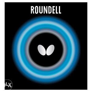 """""""Butterfly"""" Guma za reket Roundell"""