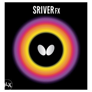 """Butterfly"" Guma za reket Sriver FX"