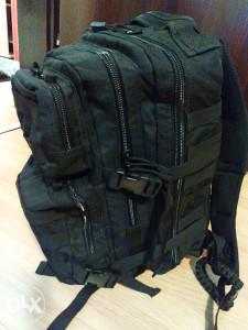 Brandit ruksak, mole sistem takticki crni