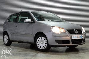 VW POLO 1.4TDI 70KS, Klima, Elek paket..