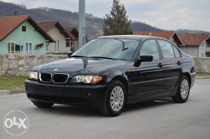 BMW 316i, e46, MODEL 2003 FACELIFT - TEK UVEZEN !!!
