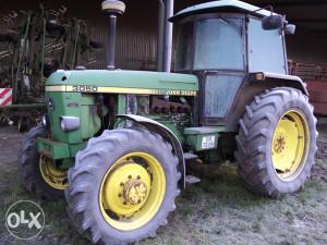 traktor john deere 3050 massey ih new holland