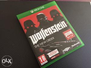Wolfenstein xbox one