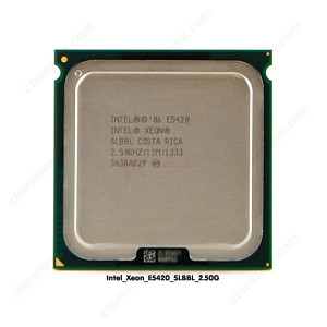 Intel Xeon  E5150-E5160 771soc.