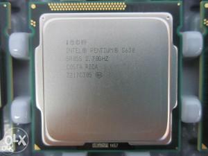 Intel Pentium G630 (3M Cache, 2.70 GHz) 1155soc