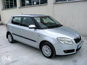 Škoda fabia 1.2 benzin 2007_2008