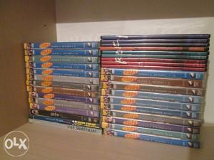 Lot DVD-ova - Seinfield i Friends -33 komada