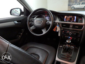 Audi A4 2.0 TDI Sportpaket EXCLUSIVE -FACELIFT-