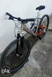Biciklo mountec