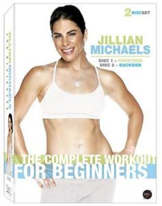 Jillian Michaels for Beginners - DVD