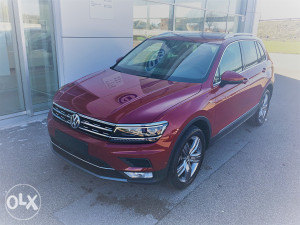 VW Tiguan 2.0. TDI 4mot DSG Highline 190 ks