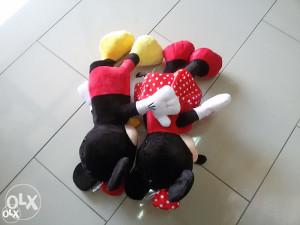 Miki maus 24 mickey mouse velika plišana igračka