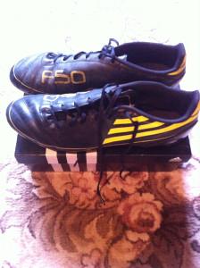 Kopacke adidas f50