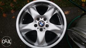 ORIGINALNE Alu felge za BMW X5 18-ke