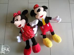 Mini maus 24 (Minnie mouse 24) plišana igračka