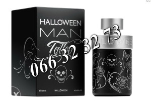 Jesus Del Pozo Halloween Tattoo Man 75ml ... M 75 ml