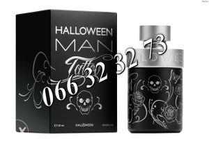 Jesus Del Pozo Halloween Tattoo Man 125ml Tester M 125 ml