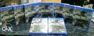 PlayStation 4 Call Of Duty Infinite Warfare PS4