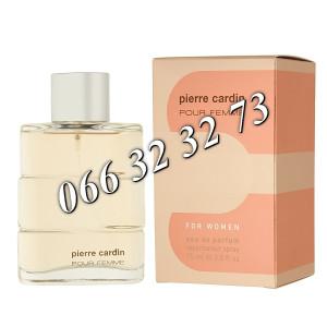 Pierre Cardin Pour Femme 75 EDP Tester ... Ž 75 ml