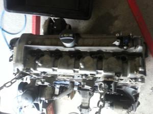 Motor mercedes 2.7 dizel 647.