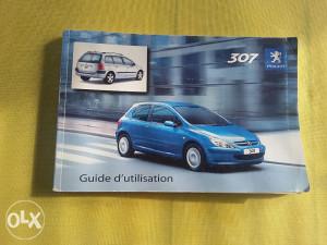 Knjiga Peugeot 307 Pežo 307