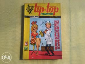 Stari humor Tip top