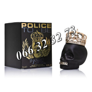 Police To Be The King 75ml ... M 75 ml