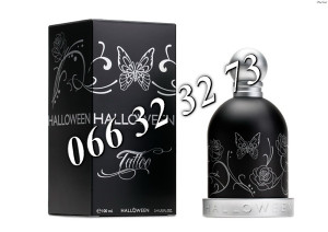 Jesus Del Pozo Halloween Tattoo Woman 100ml Ž 100 ml