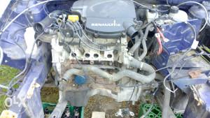 Motor i mjenjač Dacija Sandero 1,4mpi