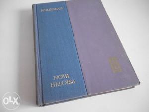 Julija ili Nova Heloisa II-J.J.Rousseau