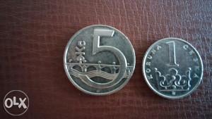 Stare kovanice Češka