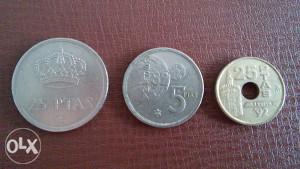 Stare kovanice ŠPANIJA