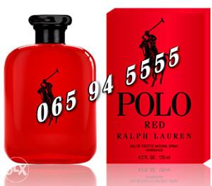 RALPH LAUREN Polo Red 125ml 125 ml