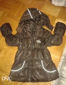 Okay jakna za djevojcice