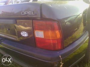 Opel Vectra A - Štoplampa D