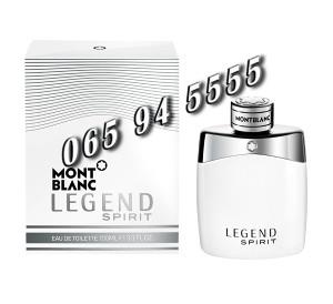 MONT BLANC Legend Spirit 100ml TESTER 100 ml