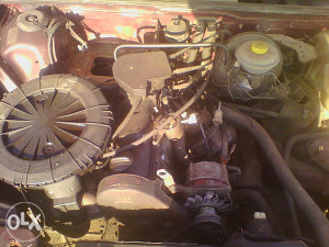 Audi 80 B3 18B - Motor, Automatik Mjenjac