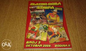Zlatno doba stripa br. 3