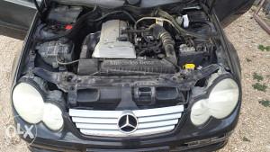 Motor mjenjac letva volana mercedes c180 benzin w203