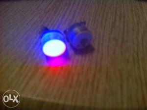 Muške LED naušnice stipaljke
